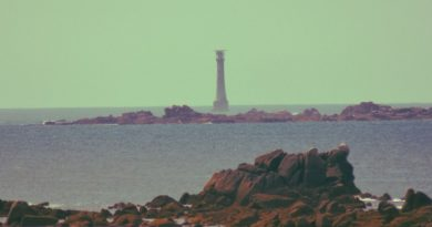 The Bishop Rock Lighthouse