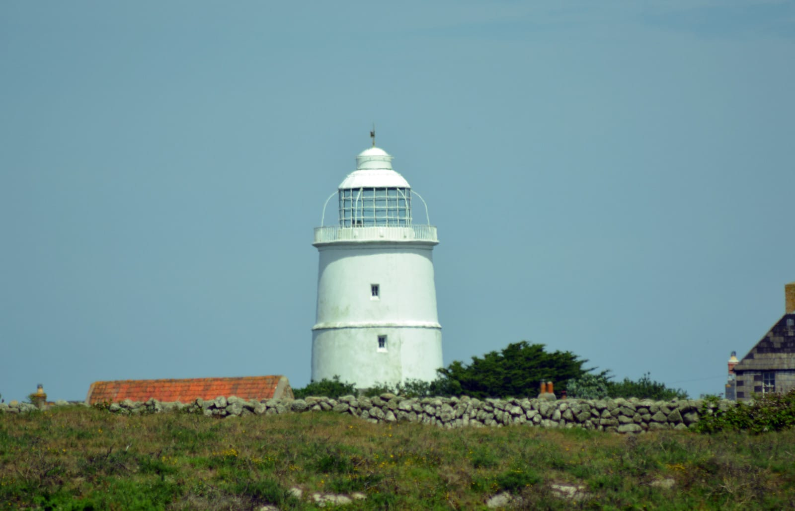 The Lighthouse on St Agnes