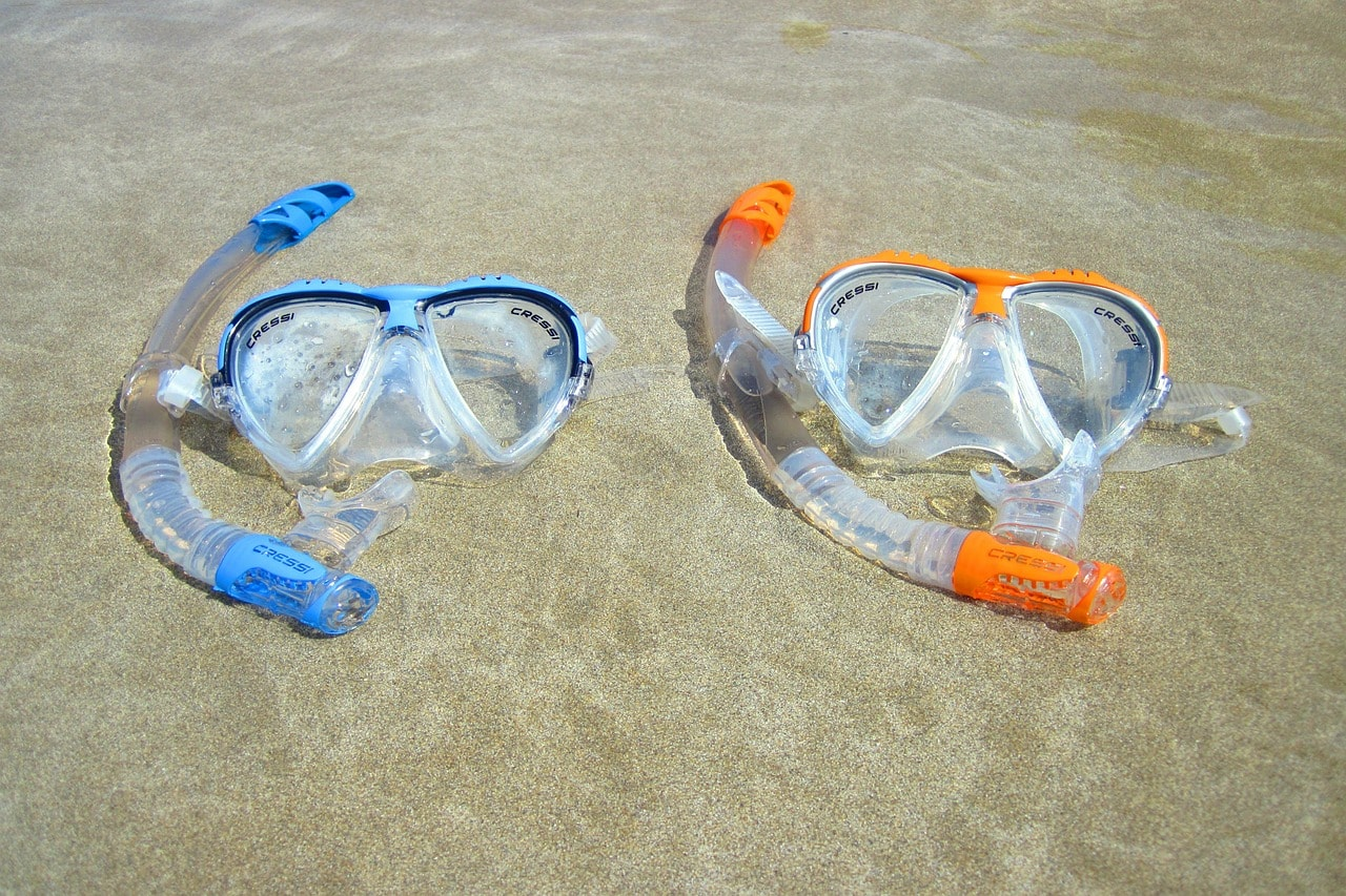 Snorkelling in the Isles of Scilly