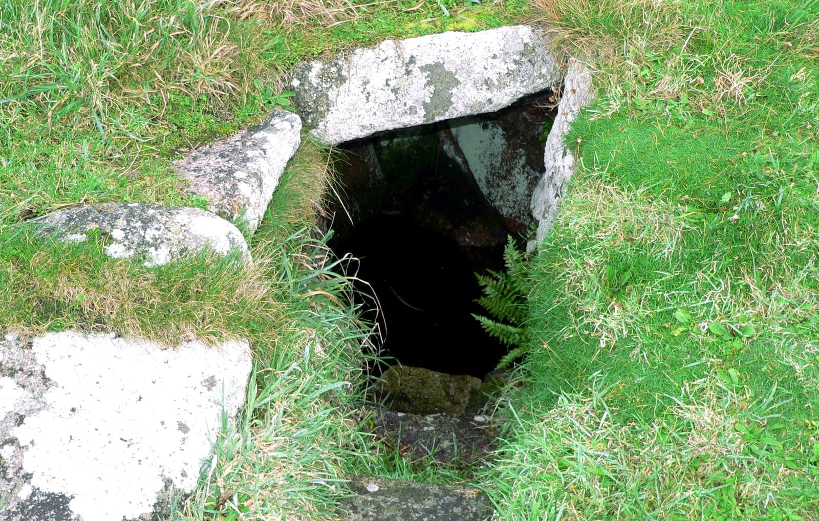 Warnas Well on St Agnes